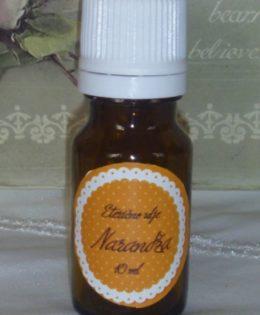 Eterično ulje Narandža
