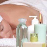 Terapeutska masaža leđa